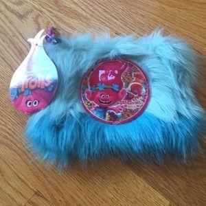 Fuzzy trolls bag